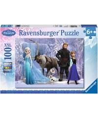Disney Die Eiskönigin Puzzle violett in Größe UNI für Mädchen