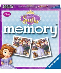 Disney Sofia die Erste Memory hellblau in Größe UNI für Mädchen