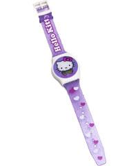 Hello Kitty LCD Uhr violett in Größe UNI für Mädchen