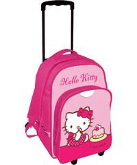 Hello Kitty Schultasche pink in Größe UNI für Mädchen aus 100 % Polyester