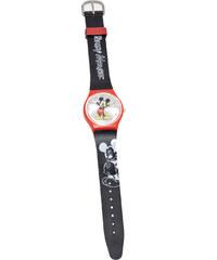 Disney Mickey Armbanduhr schwarz in Größe UNI für Jungen