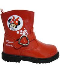 Disney Minnie Stiefel rot in Größe 22 für Mädchen