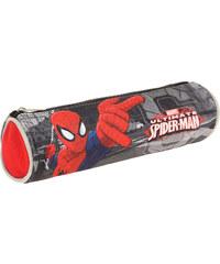 Spiderman Federmäppchen grau in Größe UNI für Jungen aus 100 % Polyester