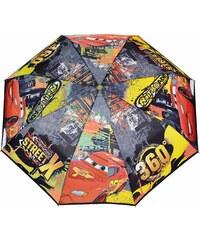 Disney Cars Regenschirm rot in Größe UNI für Jungen aus 100% Polyamid