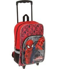 Spiderman Schultasche rot in Größe UNI für Jungen aus 100 % Polyester