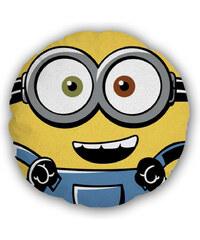 Minions Kissen gelb in Größe UNI für Jungen aus 100% Polyester