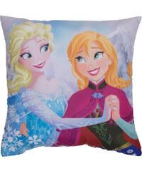 Disney Die Eiskönigin Kissen violett in Größe UNI für Mädchen aus 100% Polyester
