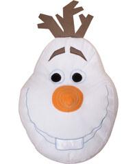 Disney Die Eiskönigin Kissen weiß in Größe UNI für Unisex - Kinder aus 100% Polyester