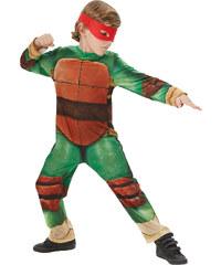 Ninja Turtles Kostüm grün in Größe M für Jungen aus Obermaterial: 100% Polyester
