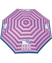 Hello Kitty Regenschirm lila in Größe UNI für Mädchen aus 100% Polyamid