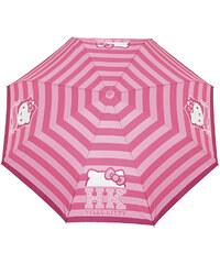 Hello Kitty Regenschirm pink in Größe UNI für Mädchen aus 100% Polyamid