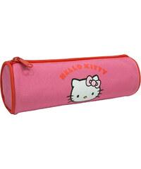Hello Kitty Federmäppchen pink in Größe UNI für Mädchen aus 100 % Polyester