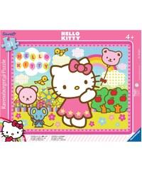 Hello Kitty Puzzle pink in Größe UNI für Mädchen