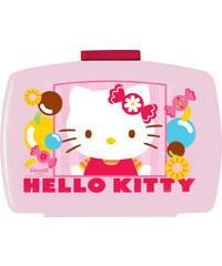Hello Kitty Pausenbrotbox rosa in Größe UNI für Mädchen