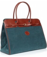 Cestovní taška firmy david jones tyrkysová