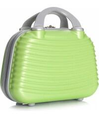 Palubní kufřík Or&Mi 4 kolečka zelený