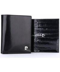 Kožená peněženka Unisex Pierre Cardin čokoláda