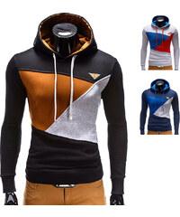 Lesara Sweatshirt color block pour homme