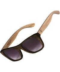 Wood Fellas Jalo lunettes de soleil brown/wheat