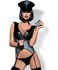 OBSESSIVE Dámský kostým Police corset