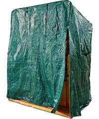 bpc living Housse de protection pour Strandkorb Husum vert maison - bonprix