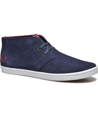 Byron Mid Suede par Fred Perry