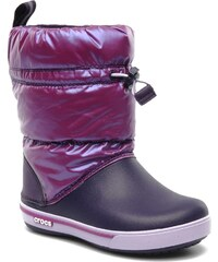 Crocband Iridescent Gust Boot Kids par Crocs