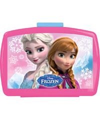 Disney Die Eiskönigin Pausenbrotbox pink in Größe UNI für Mädchen