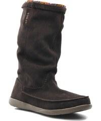 Adela Suede Boot W par Crocs - 10 %