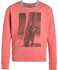 GAP DOLMAN Langarmshirt pink reef