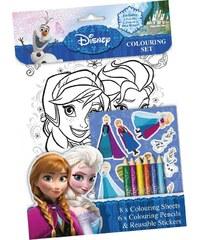 Disney Dětské omalovánky Frozen, 28x21 cm