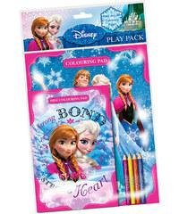 Disney Dětské omalovánky Frozen, 35x21 cm