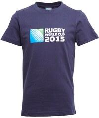 Canterbury Jungen 215 Logo T-Shirt Blau