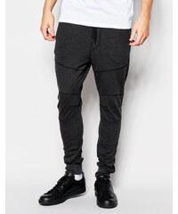 G-Star - Orando - Pantalon de survêtement slim fuselé style motard - Noir - Noir