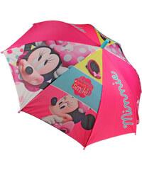 Disney Dětský deštník Minnie - růžový