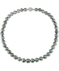 KLENOTA Náhrdelník s tahitskými perlami