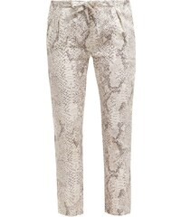 Witty Knitters FLORA Stoffhose beige