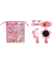 Disney Vlasové doplňky v taštičce Peppa Pig - růžové