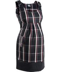 bpc bonprix collection Těhotenské byznys-šaty, kostkový vzor bonprix