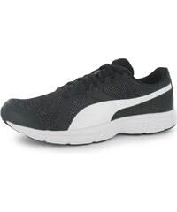 boty Puma Axis Mesh pánské Running Shoes Black/White