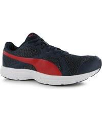 boty Puma Axis Mesh pánské Running Shoes Peacoat/Red