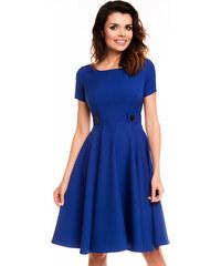 Awama Modré šaty A135