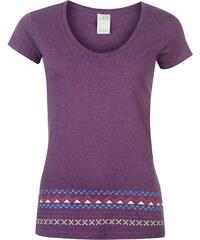 Triko Helly Hansen Heritage T Shirt dámské Violet