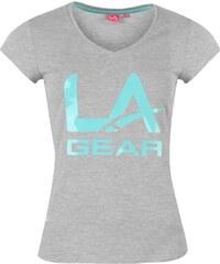 Triko dámské LA Gear Log Grey Marl
