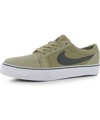 Nike SB Satire dětské Boys Skate Shoes Bamboo/DkGrey