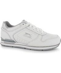 boty Slazenger Classic dámské White/Silver