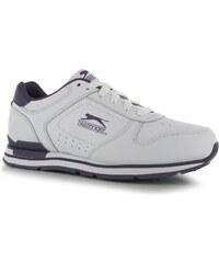 boty Slazenger Classic dámské White/Purple