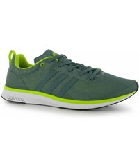 boty adidas adizero Feather 4 pánské Running Shoes Green/Yellow
