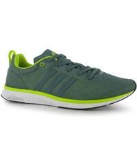 boty adidas adizero Feather 4 pánské Running Shoes Green/Yellow