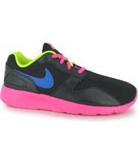 Nike Kaishi dětské Girls Trainers Black/Blue/Pink